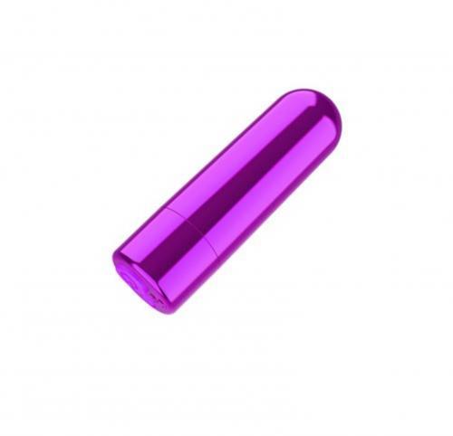 Mini Bullet Vibrator - Paars #5
