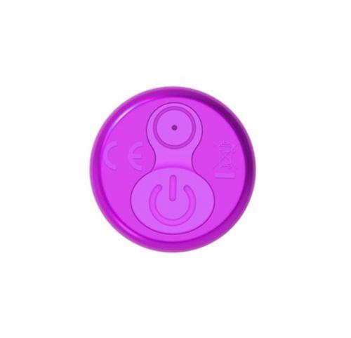 Mini Bullet Vibrator - Paars #9