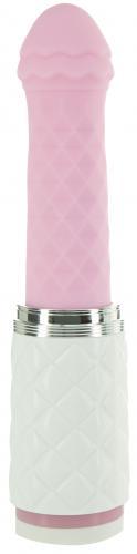 Feisty Stotende Vibrator - Pink #1