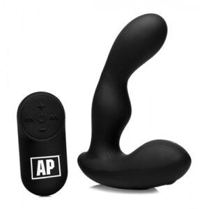 P-Stroke Prostaat Vibrator Met Bewegende Top #1