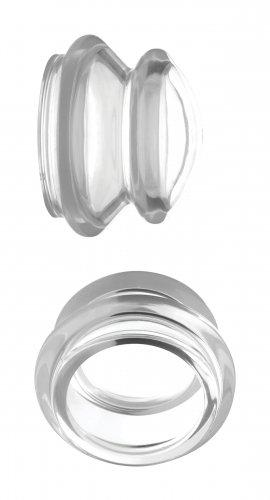 Clear Plungers Tepelzuigers - Small #1