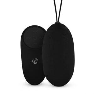 XL Vibratie-Ei Met Afstandsbediening - Zwart #1